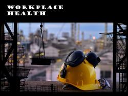 پاورپوینت ایمنی و بهداشت محیط کار